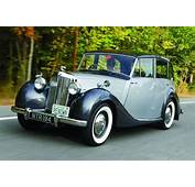 The Missing Links  1949 Triumph 2000 Roadster 1954