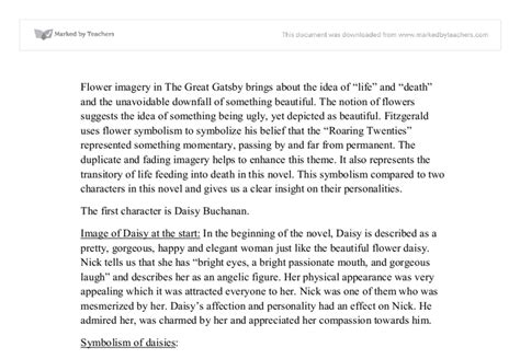 flower symbolism in the great gatsby flower imagery in the great gatsby brings about the idea