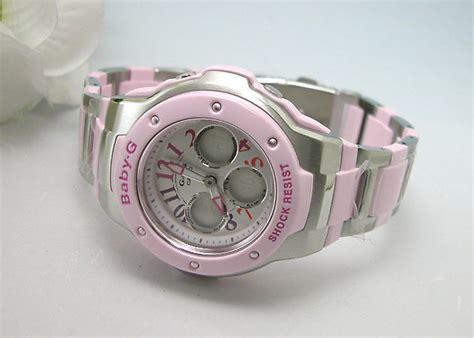 G Shock Baby G Sherina Pink Soft by Baby G Soft Pink Msg 302c 4b
