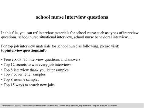 school questions
