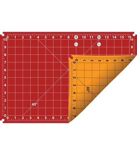 How To Flatten A Cutting Mat by Add A Mat Rotary Cutting Mat 12 X18 Jo