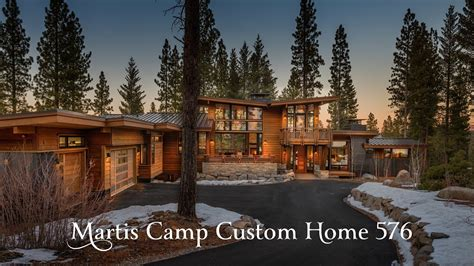 martis camp custom home  sold youtube