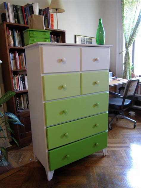 Paint Ideas For Dressers by Lexi S Paint Chip Dresser Makeover