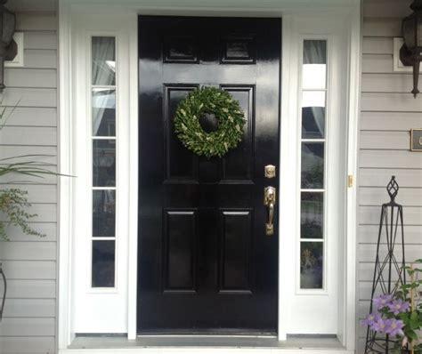 Dulux Front Door Paint Dulux Flooded Gum And Domino Paint Colours Front Doors Black Front Doors And Window