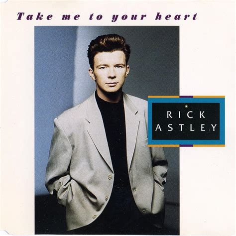 Your Rick by Take Me To Your Rick Astley Mp3 Buy Tracklist