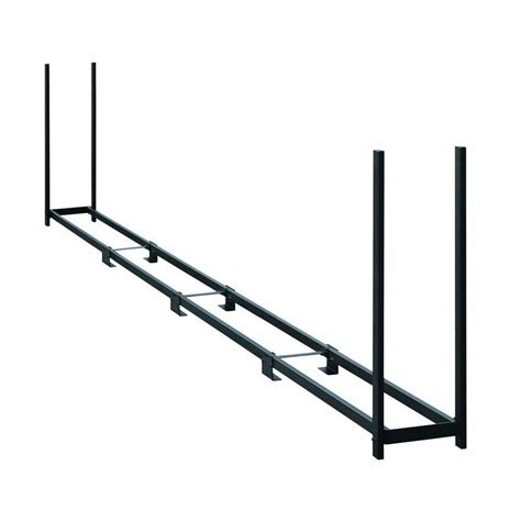 shelterlogic 16 ft ultra duty firewood rack 90469 the