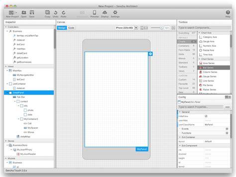 design html5 application image gallery html5 app builder