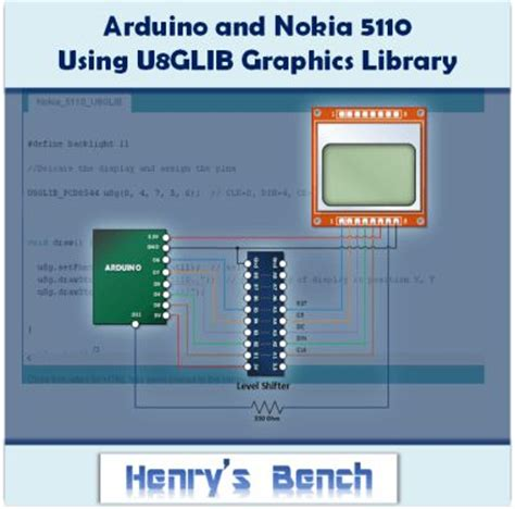 arduino tutorial nokia 5110 17 best images about arduino on pinterest 16 bit