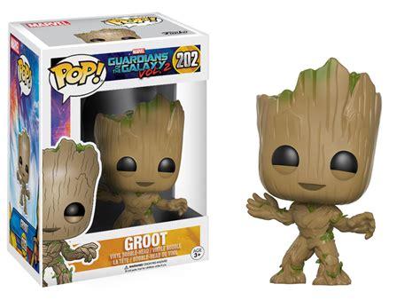 Funko Pop Marvel Guardians Of The Galaxy Groot Ravagers funko guardians of the galaxy 2 pop vinyls revealed mantis marvel news