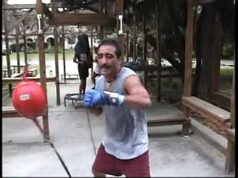 outdoor home boxing with school