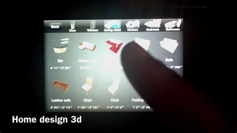 total 3d home design youtube home design 3d for iphone and ipod touch youtube
