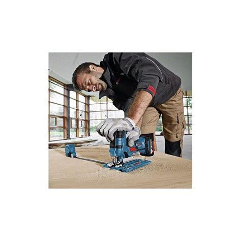 Scie Sauteuse Bosch Sans Fil 1270 by Scie Sauteuse Sans Fil Bosch Gst 18 V Li S Professional