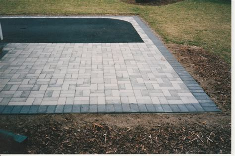 Square Patio Paver Designs Outdoor Patio Pavers