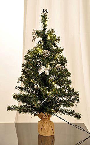 weißer weihnachtsbaum mit beleuchtung weihnachtsbaum mit 20er led lichterkette komplett