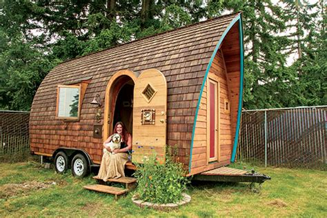 Log Cabin Kitchen Ideas Tiny Home Ideas For Inspired Affordable Homes On Wheels