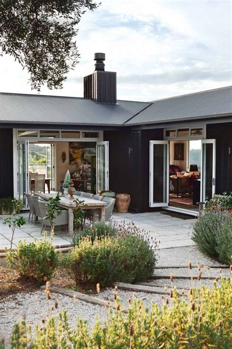 marthas backyard nz dining and living room doors let the outside in my