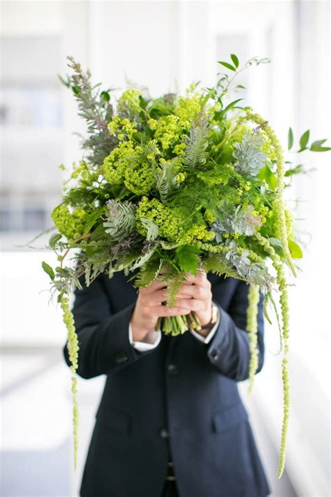 Wedding Aisle Bouquets by Greenery Wedding Bouquets Aisle Society