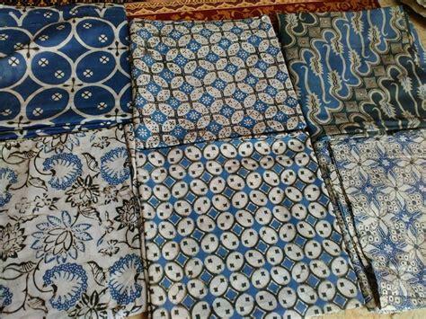Kain Batik Katun Dasar Putihan seragam batik formal berbahan dasar katun nyaman