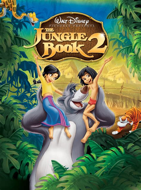 cartoon film jungle book the jungle book 2 disney movies