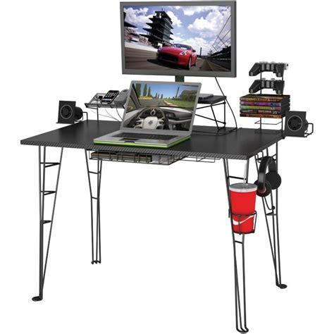 atlantic 33935701 gaming desk escritorio de juego atlantic 33935701 gaming desk vv4
