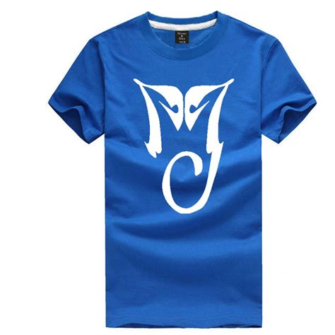 design t shirt logo free king of pop michael jackson t shirt rock band short sleeve