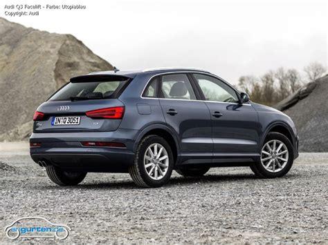 Audi Farbtabelle by Audi A4 Utopiablau Metallic Farben