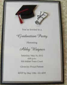 senior graduation invitations graduation invitations