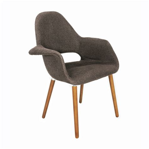 organic armchair organic armchair brown for rent event furniture rental
