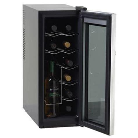 avanti ewc1201 12 bottle wine cooler refrigerator rack ebay