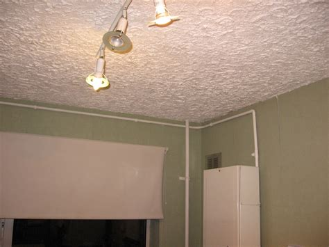 Skimming Ceiling by Artex Ceiling Needs Boarding And Skimming Plastering