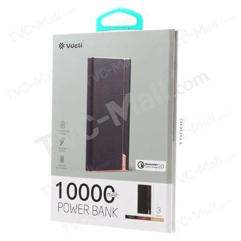 Power Bank Samsung Type A020 vdeli 10000mah banco de potencia de cc 2 0 con 2 entradas