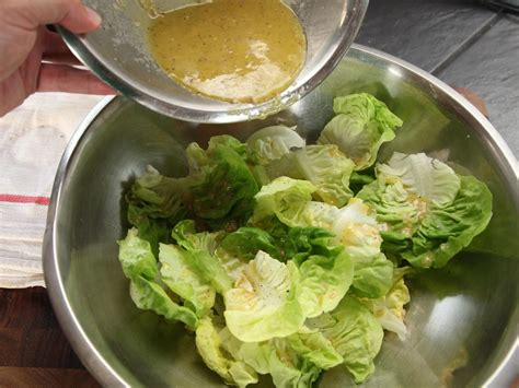 easy salad simple vinaigrette recipe serious eats