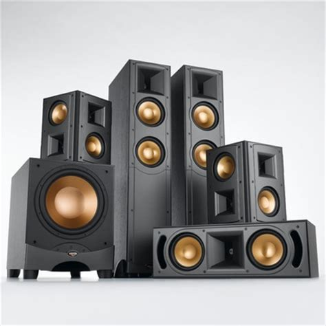 klipsch rf 62 home cinema speaker system speakers