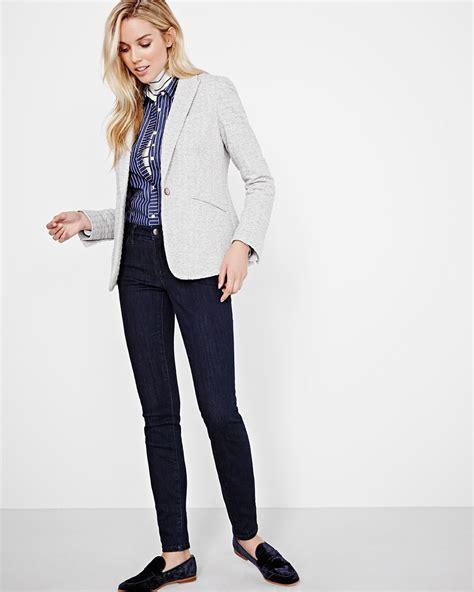Pinstriped Blouse pinstripe poplin blouse rw co