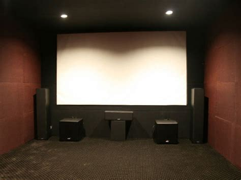 Home Theater Screen by Home Theater Design Tips Ideas For Home Theater Design