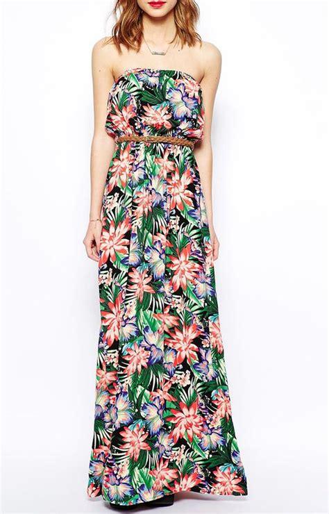 Robe Longue Tropical - les 25 meilleures id 233 es de la cat 233 gorie robe tropicale sur