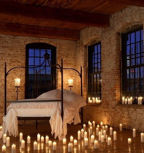 romantic candle light bedroom candlelight bedroom boudoirs pinterest