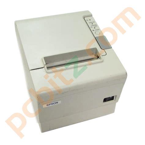 Thermal Tmt88iv 1 epson m129h tm t88iv thermal receipt printer white usb ebay