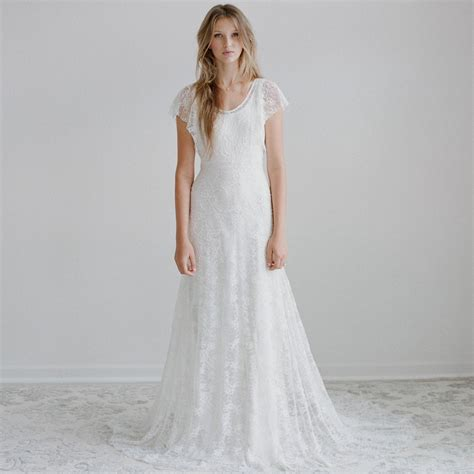 Discount Casual Wedding Dresses by Discount Casual Sleeves Wedding Dresses Lace