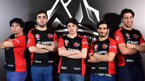 Kaos Gamers League Of Legends 19 Lol el equipo chileno argentino que va por ceonato mundial