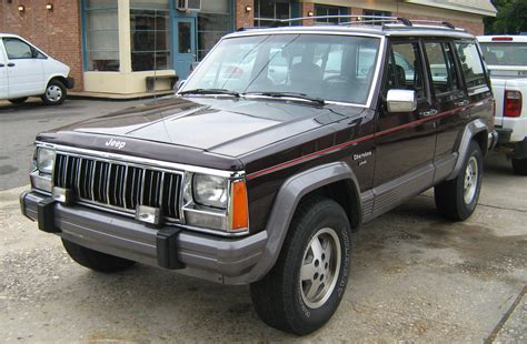 1992 jeep xj 1992 jeep xj pictures information and specs