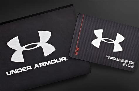 Under Armour Gift Card - under armour gift cards gift certificates us