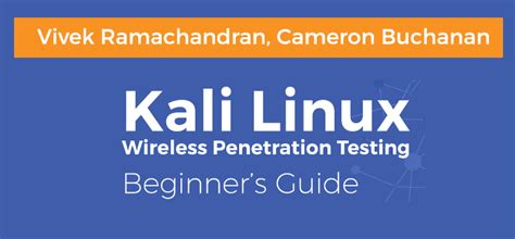 kali linux wireless testing beginner s guide third edition master wireless testing techniques to survey and attack wireless networks with kali linux including the krack attack books introducing microsoft s visual studio code editor for linux