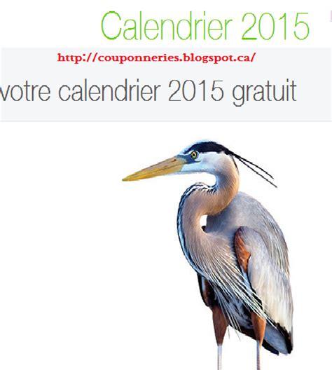 Calendrier Des Coupons Coupons Et Circulaires Calendrier 2015 Telus