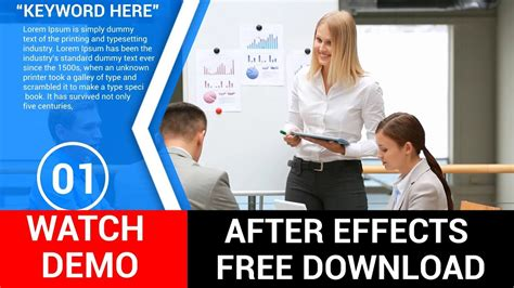 Corporate After Effects Template Free Company Profile After Effects Templates Free Download Company Profile After Effects Templates Free