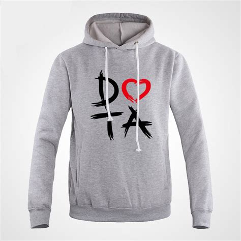 Hoodie Logo Dota wow world of warcraft dota logo pullover hoodie by