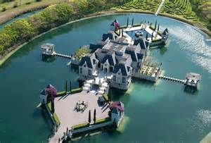 Castle In Miami Chateau Artisan 12 800 000 Pricey Pads
