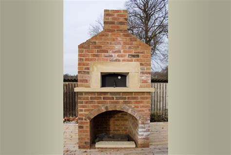 Oven Fireplace by Masonry Barbecues And Italian Pizza Ovens