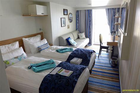 schiff kabine mein schiff 4 183 kabine 11019 spa balkon aida und mein