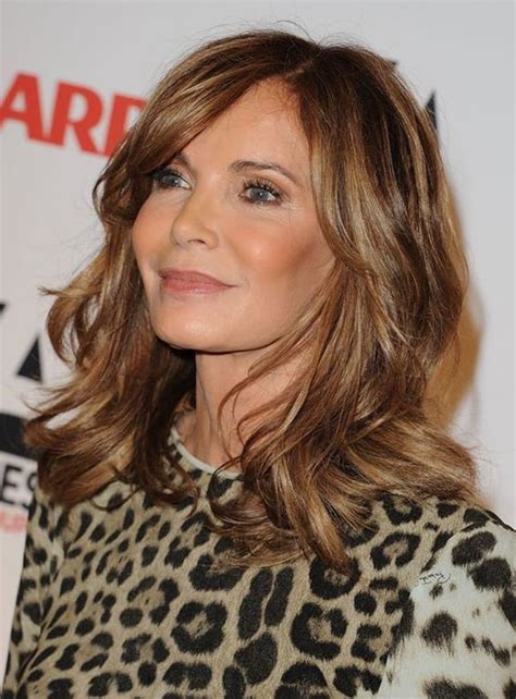 long brunette hairstyles over 40 78 gorgeous hairstyles for women over 40
